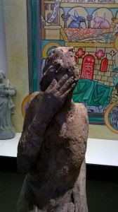 Facepalms waren schon in der Antike bekannt.